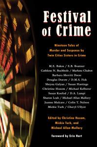 Festival of Crime Cover